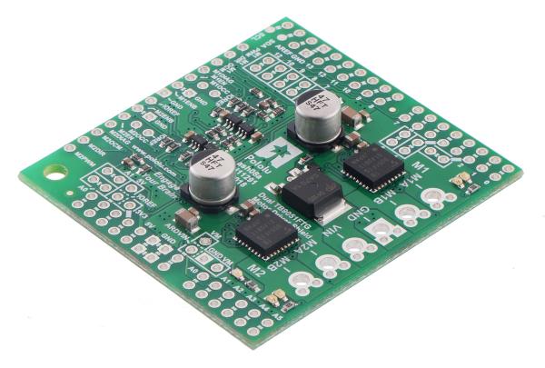 Shield dublu-canal TB9051FTG driver motor pentru Arduino 0