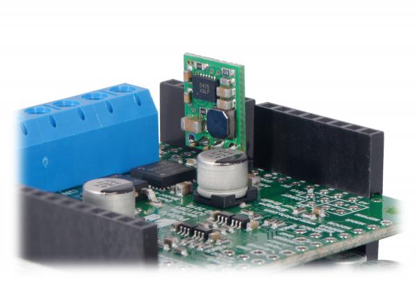 Shield dublu-canal TB9051FTG driver motor pentru Arduino 4