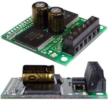 Dual VNH3SP30 Motor Driver Carrier MD03A 2