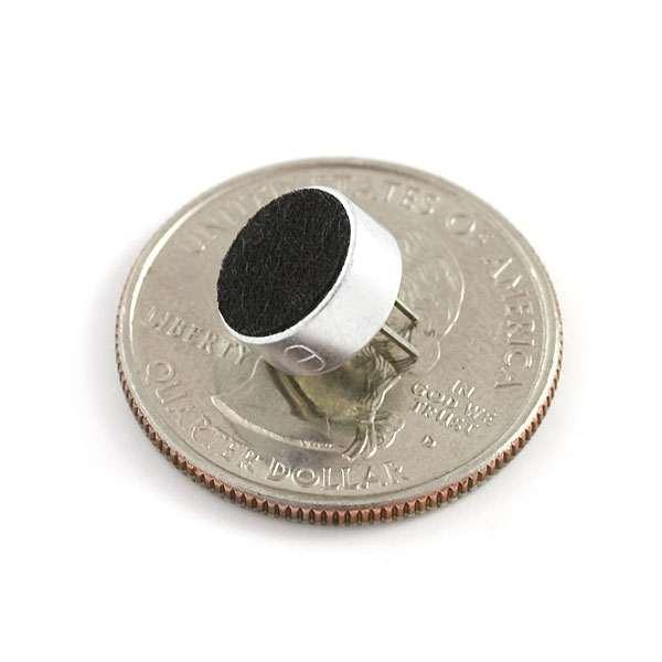 Microfon capacitiv 2