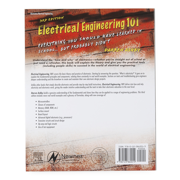 Electrical Engineering 101 - (3rd Edition) 2