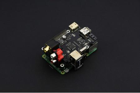 Expansion Shield x600 pentru Raspberry Pi B+/2B/3B 0