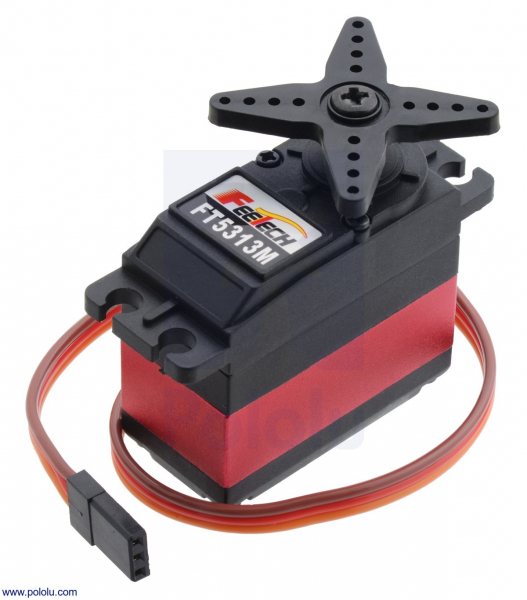 FEETECH High-Torque Digital Servo FT5313M 0