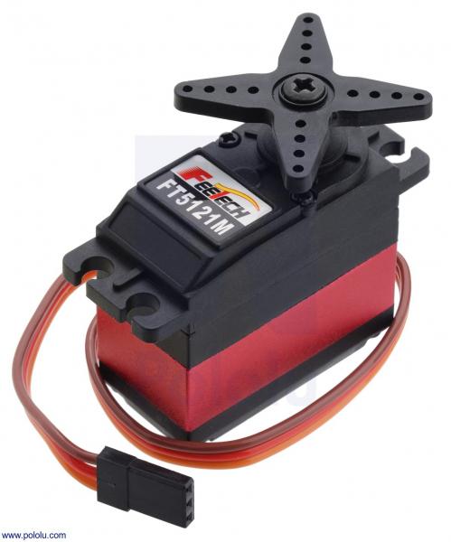 FEETECH High-Torque, High-Voltage Digital Servo FT5121M 0