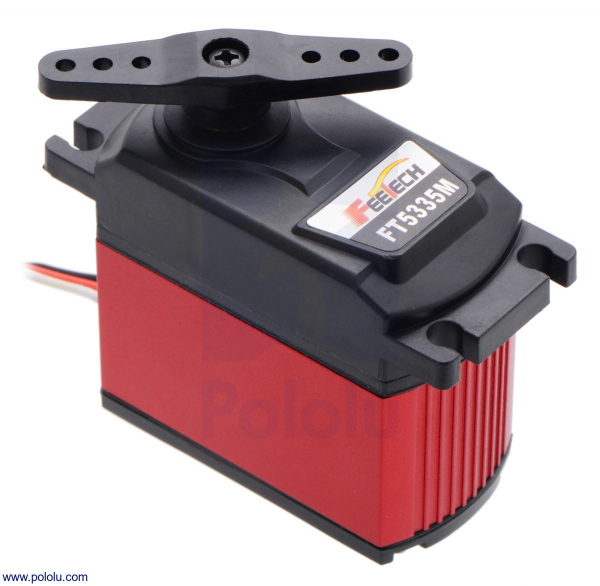FEETECH Ultra-High-Torque, High-Voltage Digital Giant Servo FT5335M 0