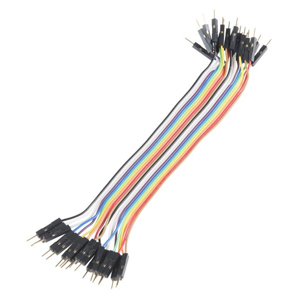 Fire conexiune tata - tata (10 bucati) 20cm 0