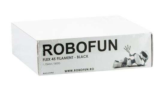 Filament FLEX45 500g 1.75mm - negru [1]