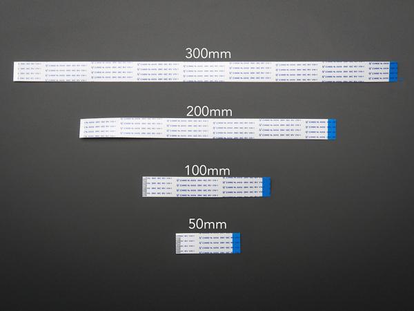 Cablu pentru Camera Raspberry Pi - 300mm [1]