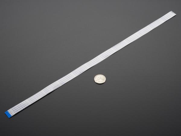 Cablu flexibil pentru camera Raspberry PI 610mm 0