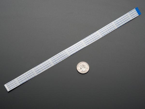 Cablu pentru Camera Raspberry Pi - 300mm [0]