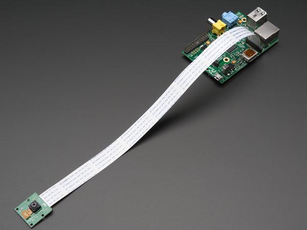 Cablu pentru Camera Raspberry Pi - 300mm [2]