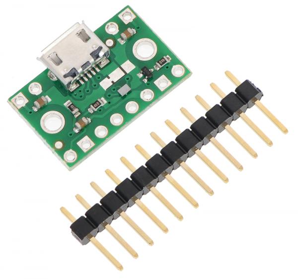FPF1320 Power Multiplexer cu Micro-B USB 2