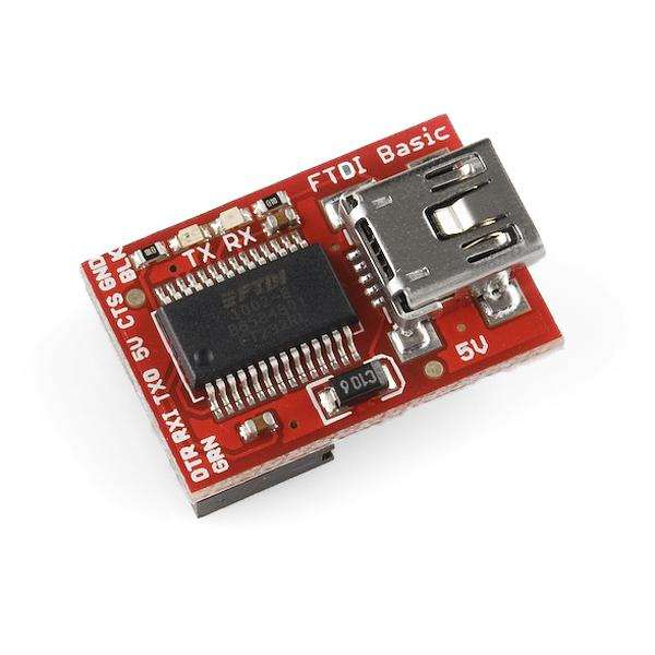 FTDI Basic 5 V 0