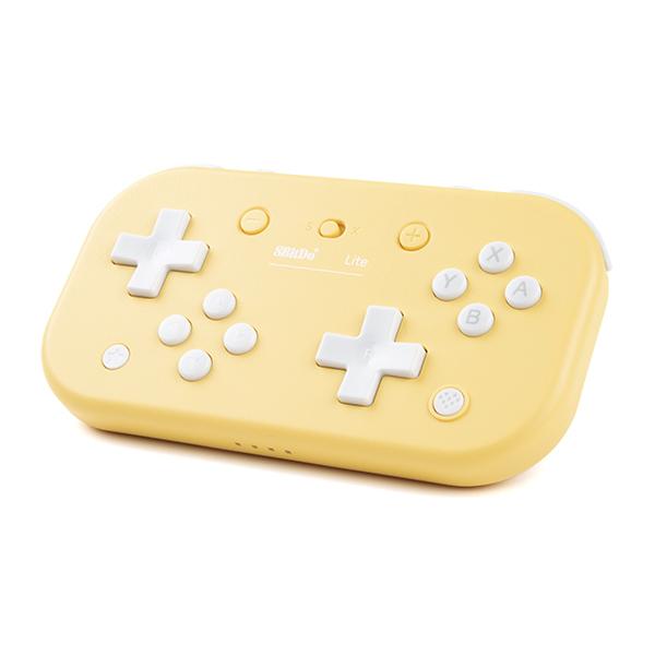 Gamepad 8BitDo Lite Bluetooth - Galben 0