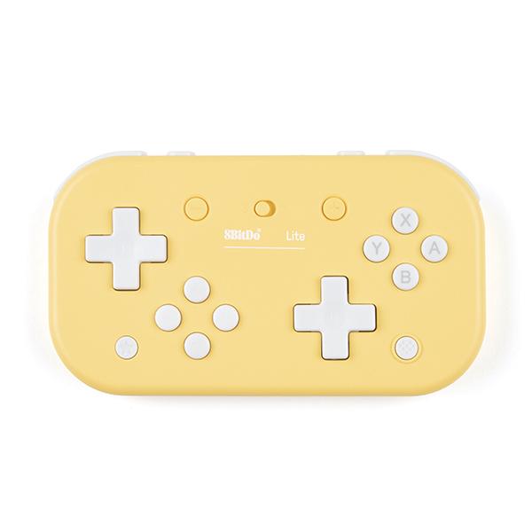 Gamepad 8BitDo Lite Bluetooth - Galben 1