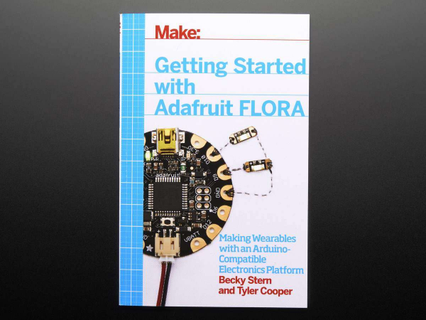 Getting Started with Adafruit FLORA 0