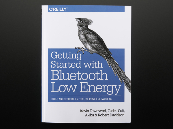 Getting Started with Bluetooth Low Energy by KTOWN 0