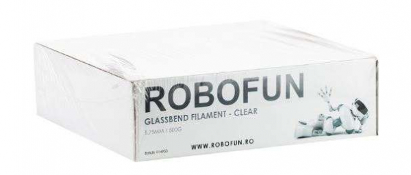 RETRAS - Filament Glassbend 500g 1.75mm - clear 5