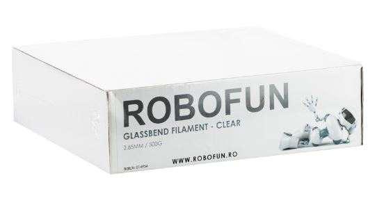 Filament Glassbend 500g 2.85mm - clear 1
