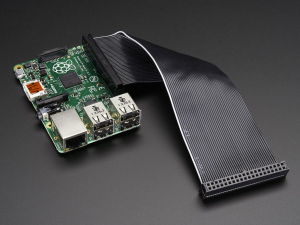 Cablu pini GPIO Raspberry PI B+ 1