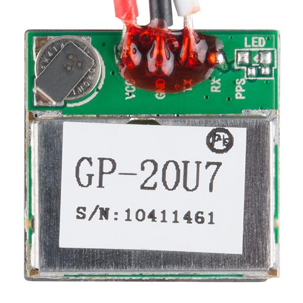 GPS Receiver - GP-20U7 (56 de canale) [1]