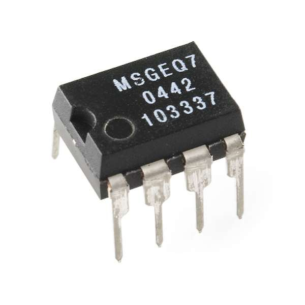 Graphic Equalizer Display Filter - MSGEQ7 0