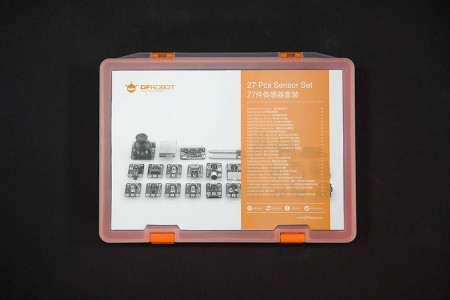 Kit senzori pentru Arduino Gravity - 27 bucati 0