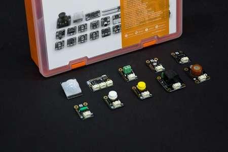 Kit senzori pentru Arduino Gravity - 27 bucati [1]