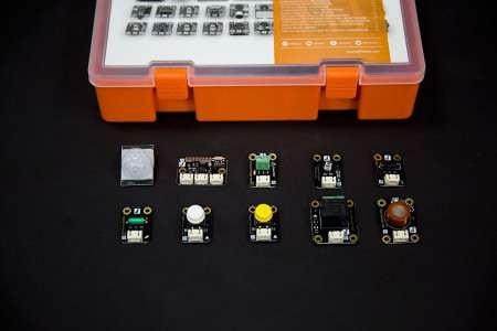 Kit senzori pentru Arduino Gravity - 27 bucati [2]