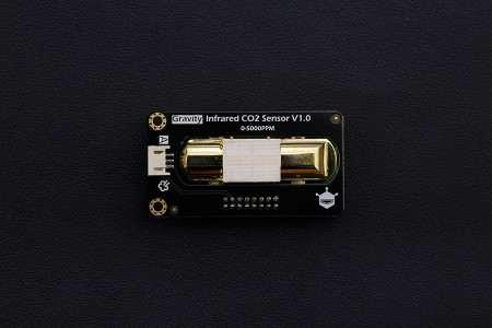 Senzor analog CO2 infrarosu pentru Arduino (0~5000 ppm) 5
