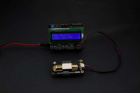 Senzor analog CO2 infrarosu pentru Arduino (0~5000 ppm) 2