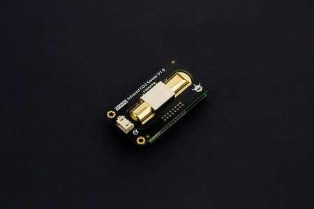Senzor analog CO2 infrarosu pentru Arduino (0~5000 ppm) 1