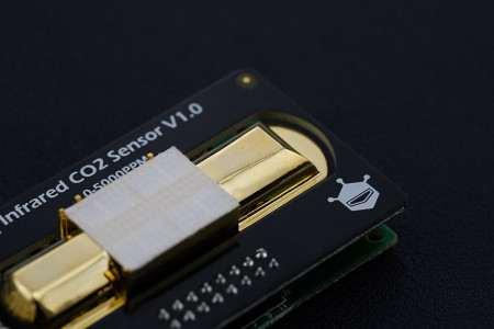 Senzor analog CO2 infrarosu pentru Arduino (0~5000 ppm) 6