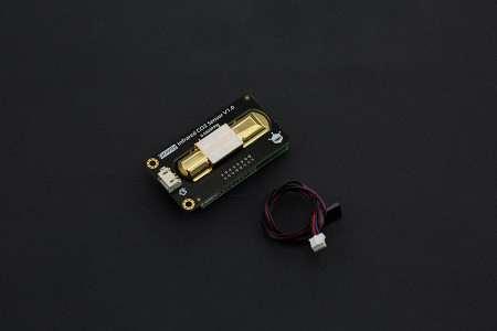 Senzor analog CO2 infrarosu pentru Arduino (0~5000 ppm) 3