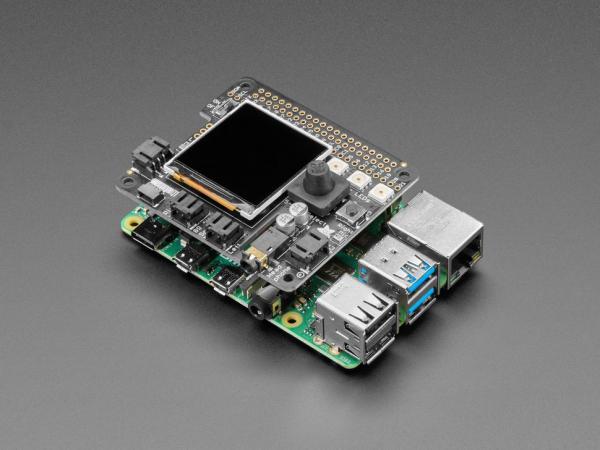 HAT invatare-masina Adafruit BrainCraft HAT pentru Raspberry Pi 4 1