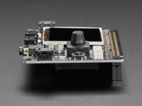 HAT invatare-masina Adafruit BrainCraft HAT pentru Raspberry Pi 4 3