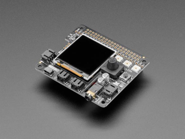 HAT invatare-masina Adafruit BrainCraft HAT pentru Raspberry Pi 4 0
