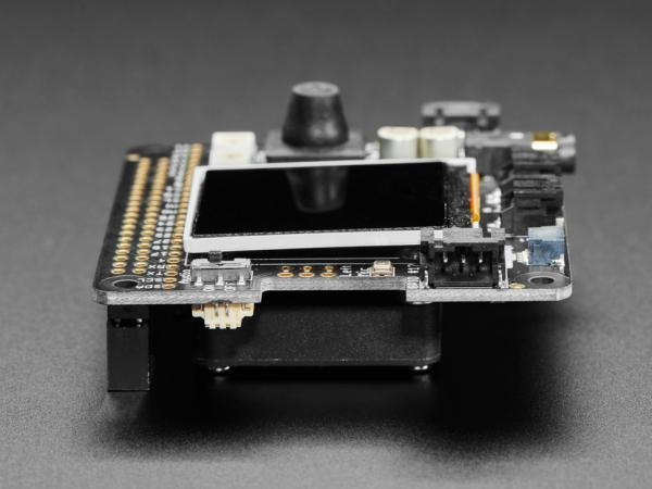 HAT invatare-masina Adafruit BrainCraft HAT pentru Raspberry Pi 4 4