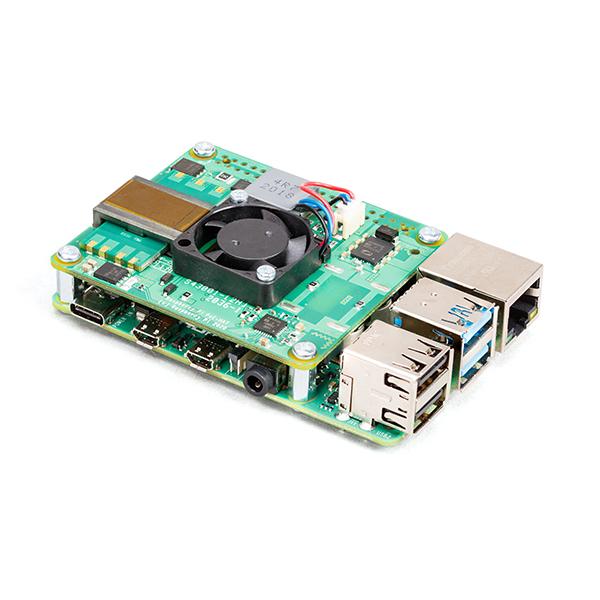 HAT PoE+ pentru Raspberry Pi [0]