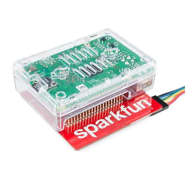 HAT programator AVR SparkFun pentru Raspberry Pi 6