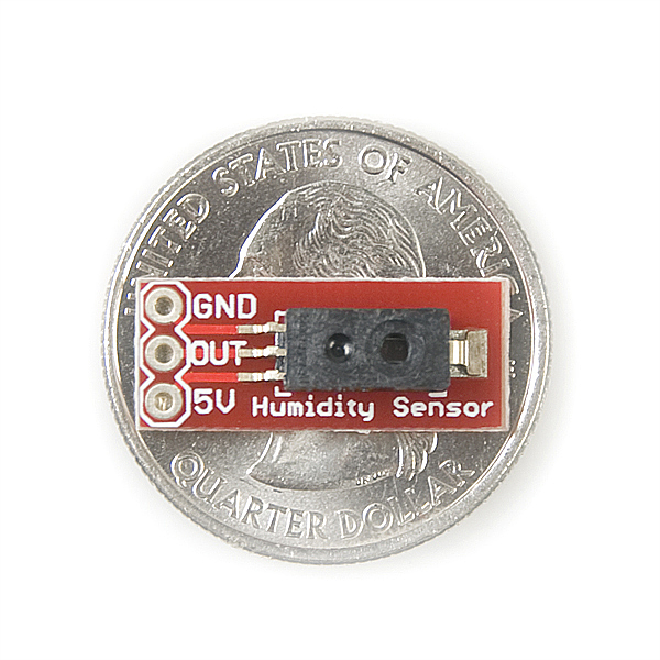 Senzor de umiditate HIH-4030 1