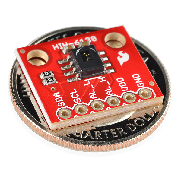 Senzor de umiditate si temperatura HIH-6130 1
