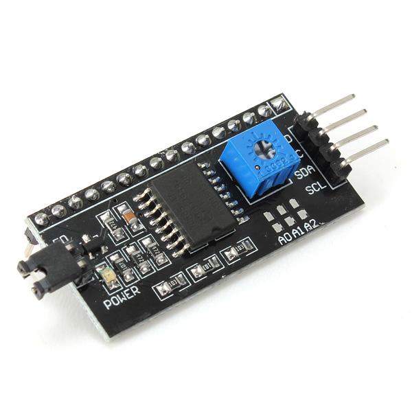 Adaptor I2C pentru LCD 0