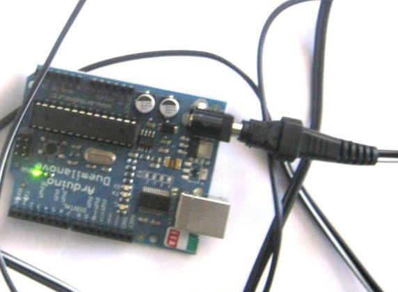 Alimentator Extern Arduino, Reglabil 1