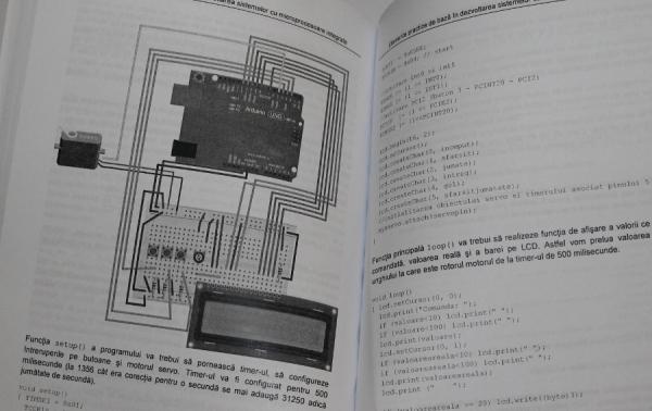 Carte - Elemente Practice Arduino - editia a 2-a - limba romana 1