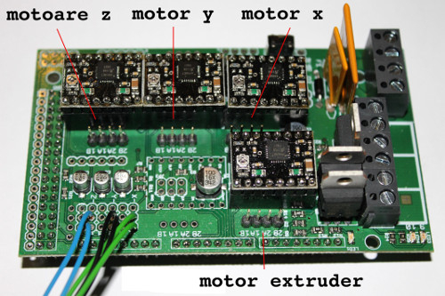 Kit Complet Electronica Prusa I3 [5]