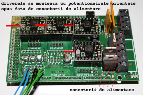 Kit Complet Electronica Prusa I3 2