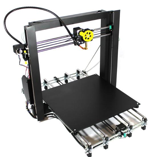 Imprimanta 3D Robofun 40-40-40, complet asamblata 0