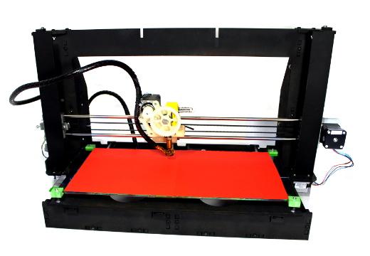Imprimanta 3D Robofun 20-40-20, complet asamblata 0