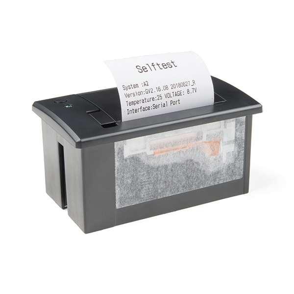 Imprimanta termica SparkFun 0